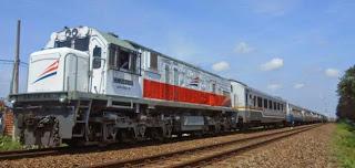 Tiket Kereta Api Ekonomi AC Mei 2016