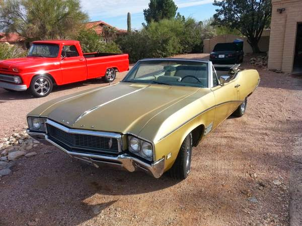 1968 Buick Skylark Gs For Sale Craigslist