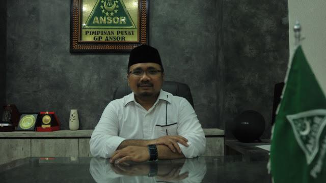 GP Ansor: Jauh dari Sah Jika Umrah Amien-Prabowo Diniatkan Urusan Politik