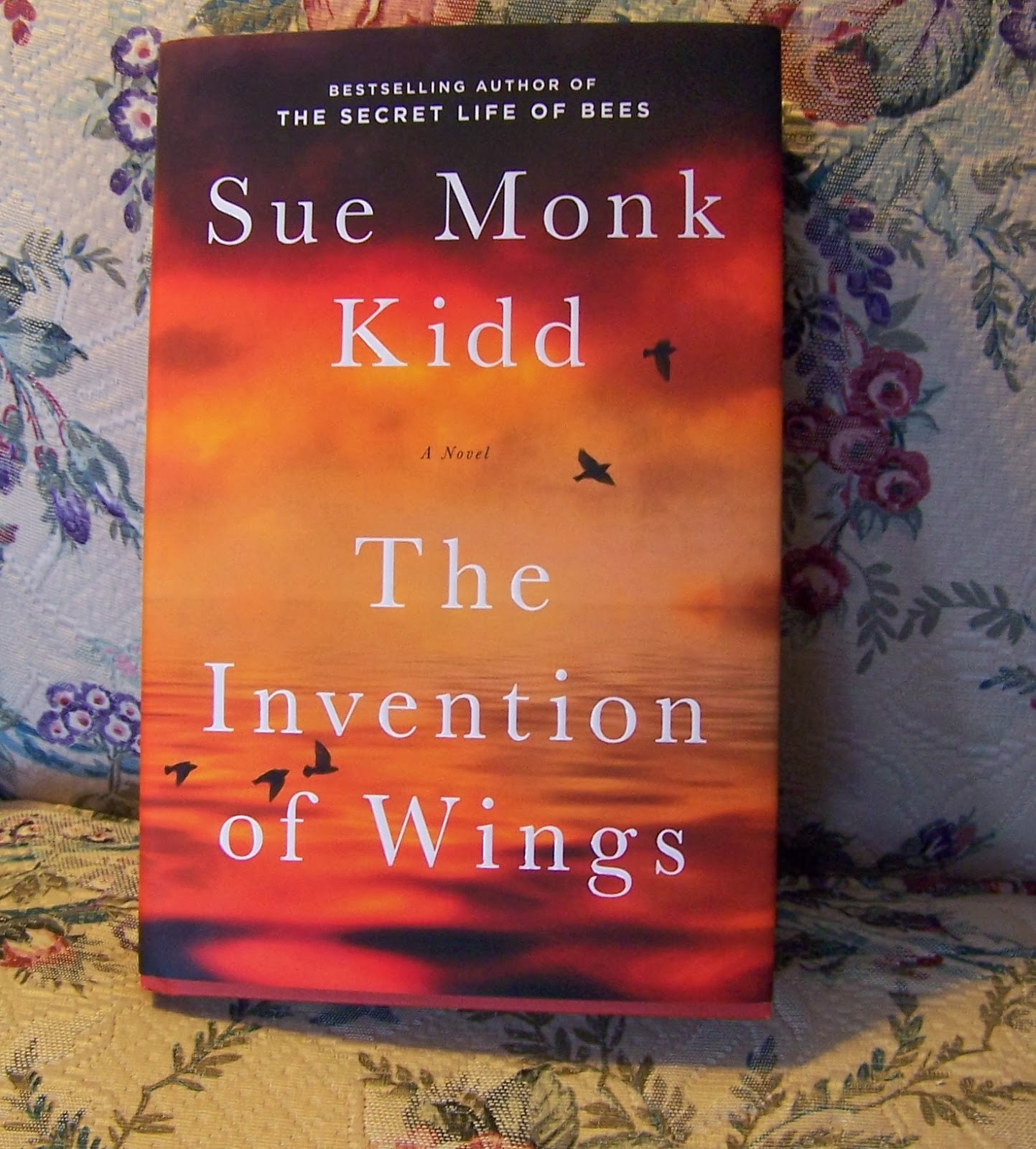 Quotes In The Secret Life Of Bees: Glady's Gab On Quilts And Quotes: The Invention Of Wings