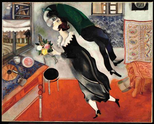 Filosofia per la vita - Marc Chagall