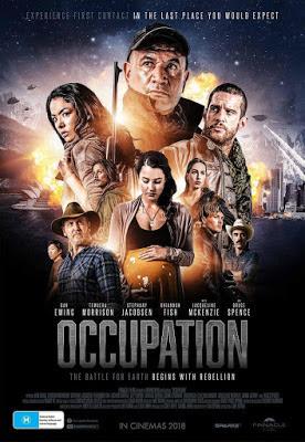 Occupation [2018] [DVD R1] [Spanish]