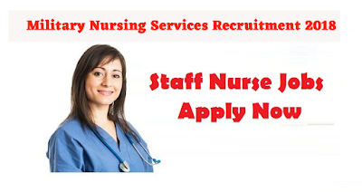 Military Nursing Services BSc Cource