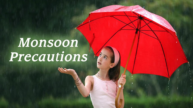 7 Useful Tips To Keep You Healthy and Fit This Rainy Season