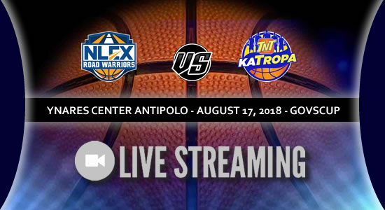 Live Streaming List: NLEX Road Warriors vs TNT Katropa 2018 PBA Governors' Cup