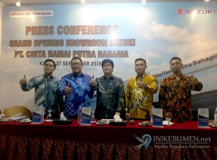 Hadir Lebih Dekat Dengan Pelanggan, Suzuki Buka Outlet 3S di Cirebon