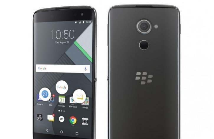 BlackBerry DTEK60 Android smartphone Launched for $499