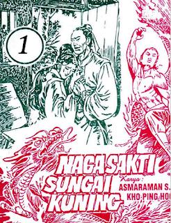 Cerita silat serial Naga Sakti Sungai Kuning karya kho ping hoo