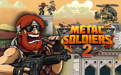 Metal Soldiers 2 Apk + Mod (Unlimited Money/Unlocked) for Android