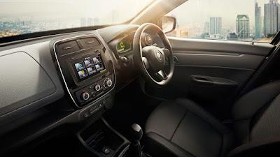 Renault Kwid 1.0 MT interior image