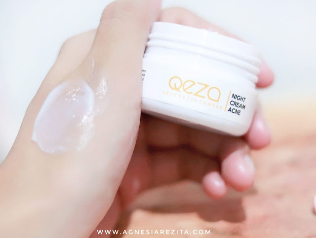 Qeza Skin Acne Removal Green Tea Series
