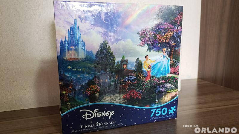 Concurso Cultural - Foco em Orlando - Que tal ganhar um quebra-cabeças da Disney?