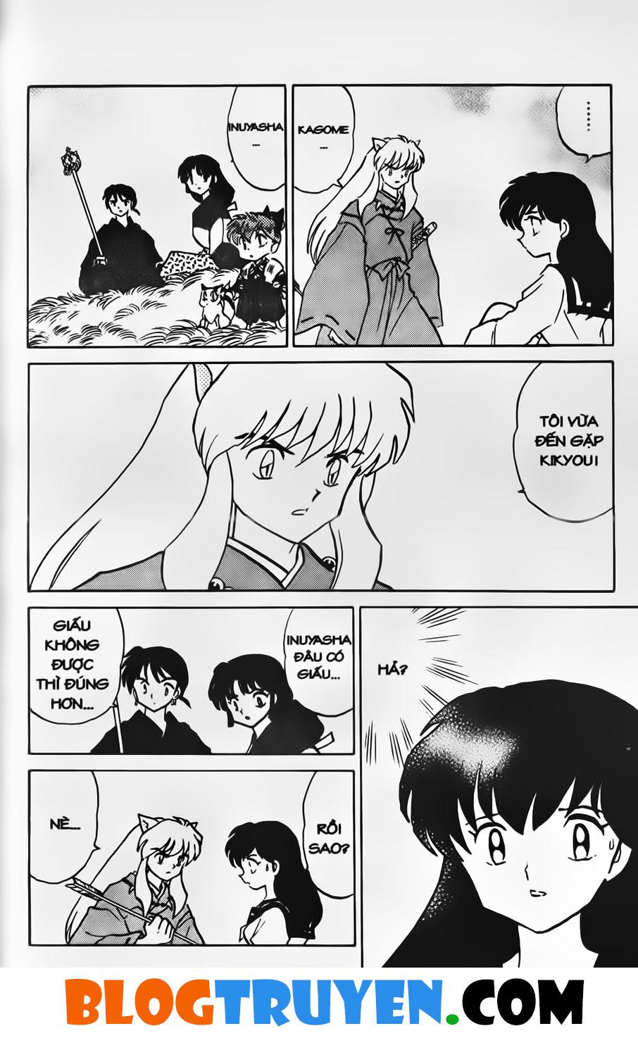 Inuyasha vol 32.8 trang 11