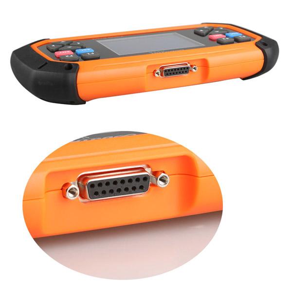 OBDSTAR X300 PRO3 Key Master with Immobiliser/Odometer Adjustment/EEPROM/PIC+OBDII English Version