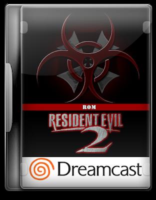 Resident Evil 2 (Dreamcast)