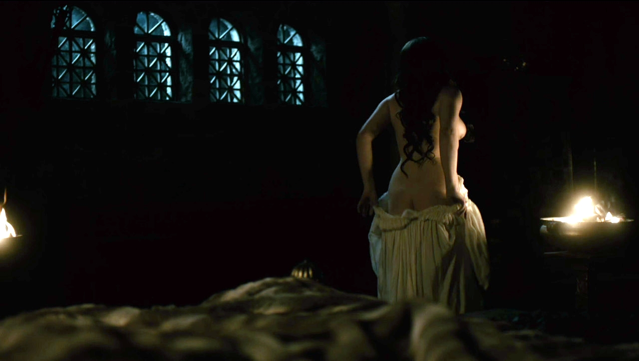 Jennie jacques nude sex scene in demons never die movie 6