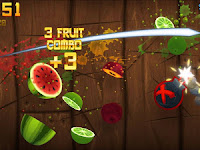 Download Fruit Ninja Apk + Data Premium MOD v2.4.8 Terbaru