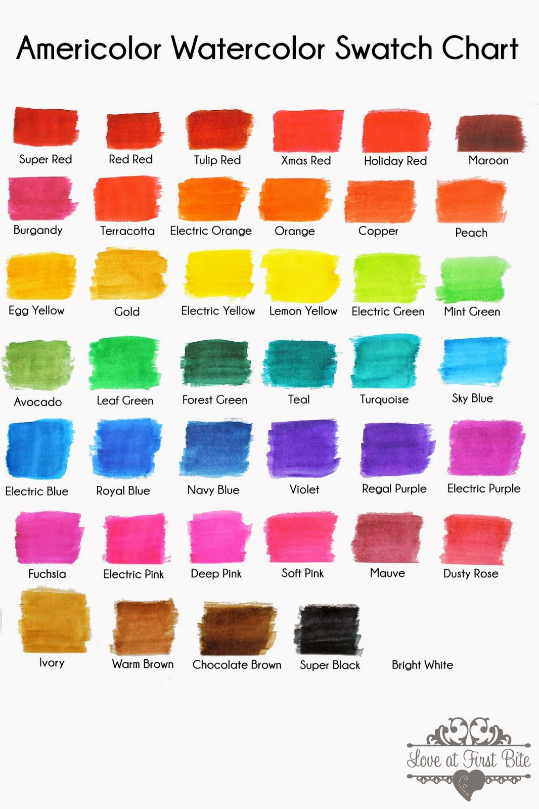 Awhile Back I Mentioned That Sometimes Our Secondary Colors Look Vibrant And They Muddy The Secret Mystery To Mixing Perfect Color Is