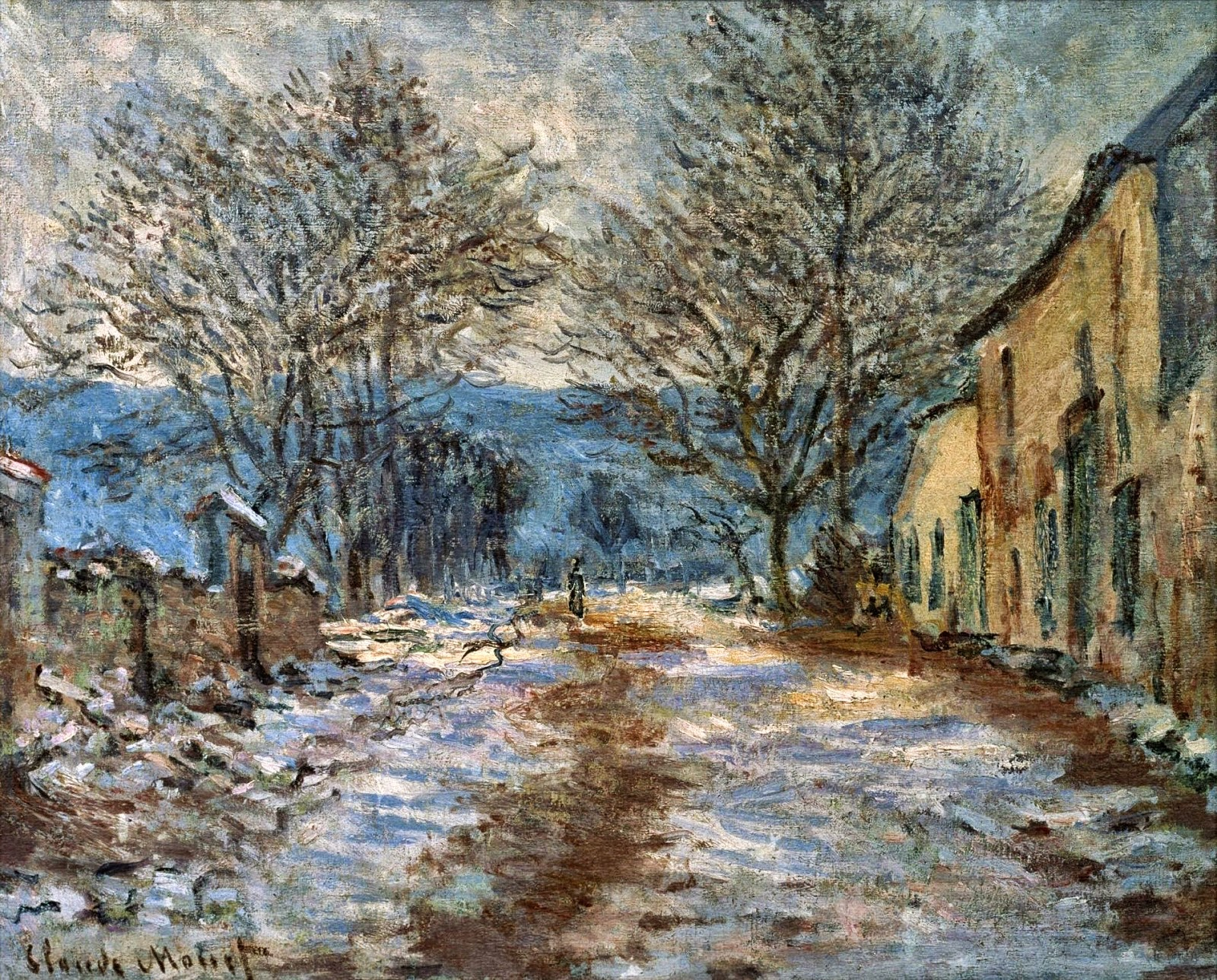 Claude Monet Cuadros Series De Bellas Pinturas Claude Monet