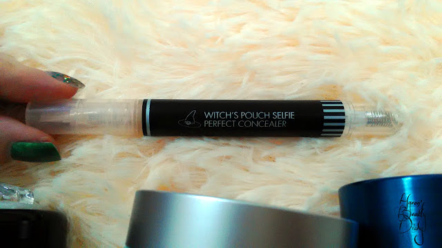 Monthly Project; Witch's Pouch Selfie Perfect Concealer