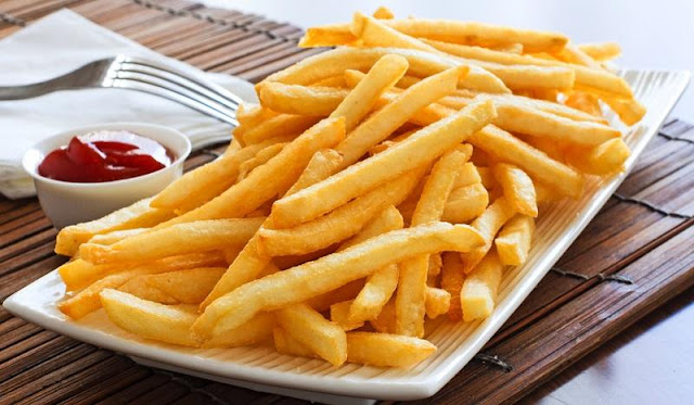 French Fries   Homemade French Fries