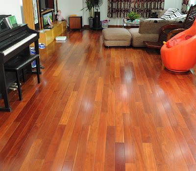 Có lẽ bạn vẫn chưa biết cách phân biệt sàn gỗ giáng hương