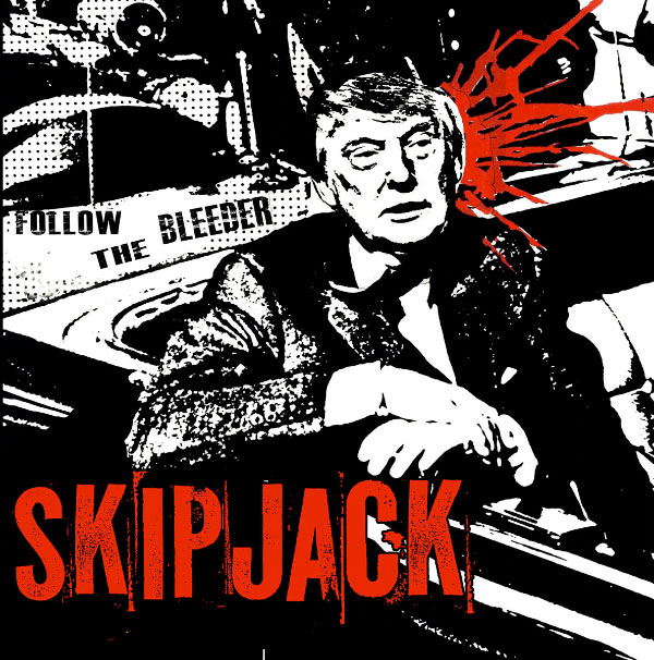 "Skipjack stream new song ""Safe Spaces"""