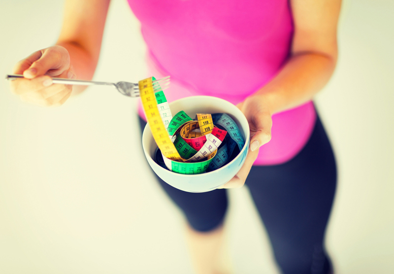 Tips for your New Year's resolution to lose weight