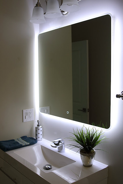 Bathroom Mirror Lights with Marvelous Settings 3