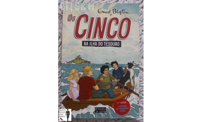 Life In Suit and Heels: Review | Os Cinco na Ilha do Tesouro - Enid Blyton