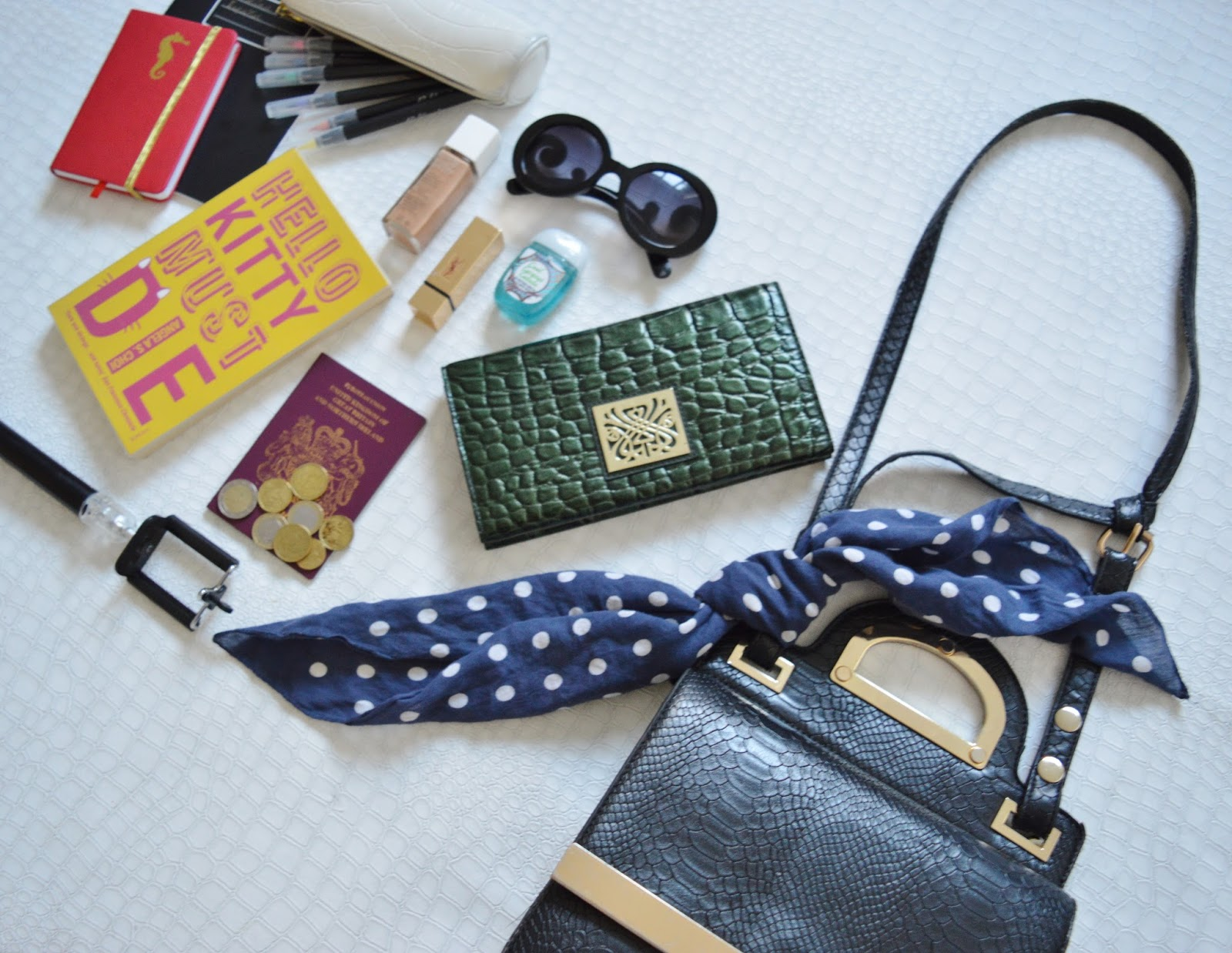 Where I'm Going & What I'm Packing #1