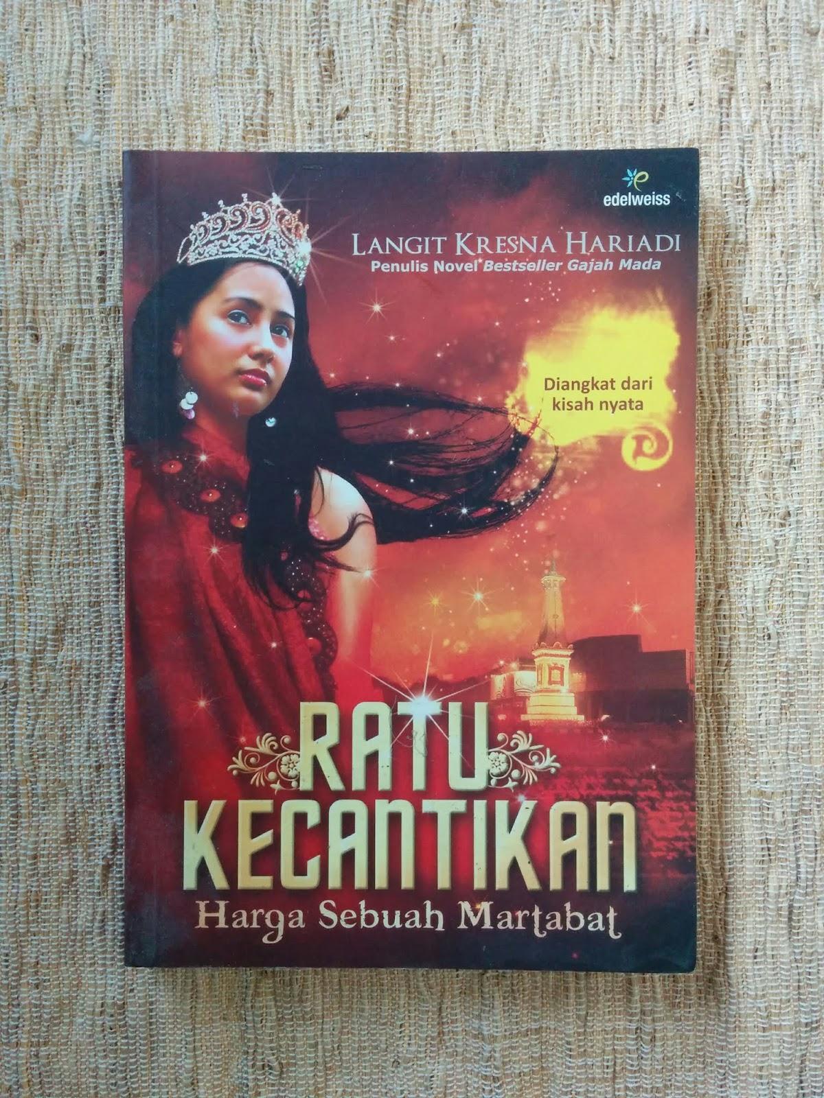 Novel Bekas Ratu Kecantikan Harga Sebuah Martabat