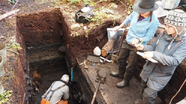 Settlement on British Columbia's Central Coast dated back to 14,000 years
