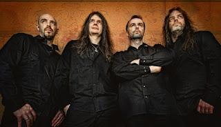 Photo des membres de Blind Guardian