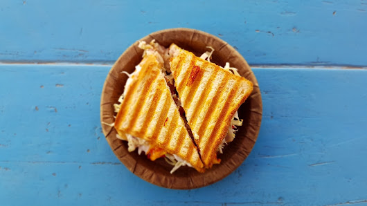 Ginger's Bewitching Grilled Cheese Sandwich