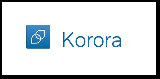 Korora banner