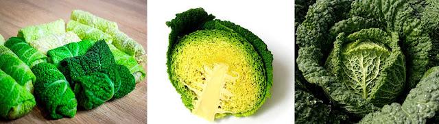 как выглядит савойская капуста