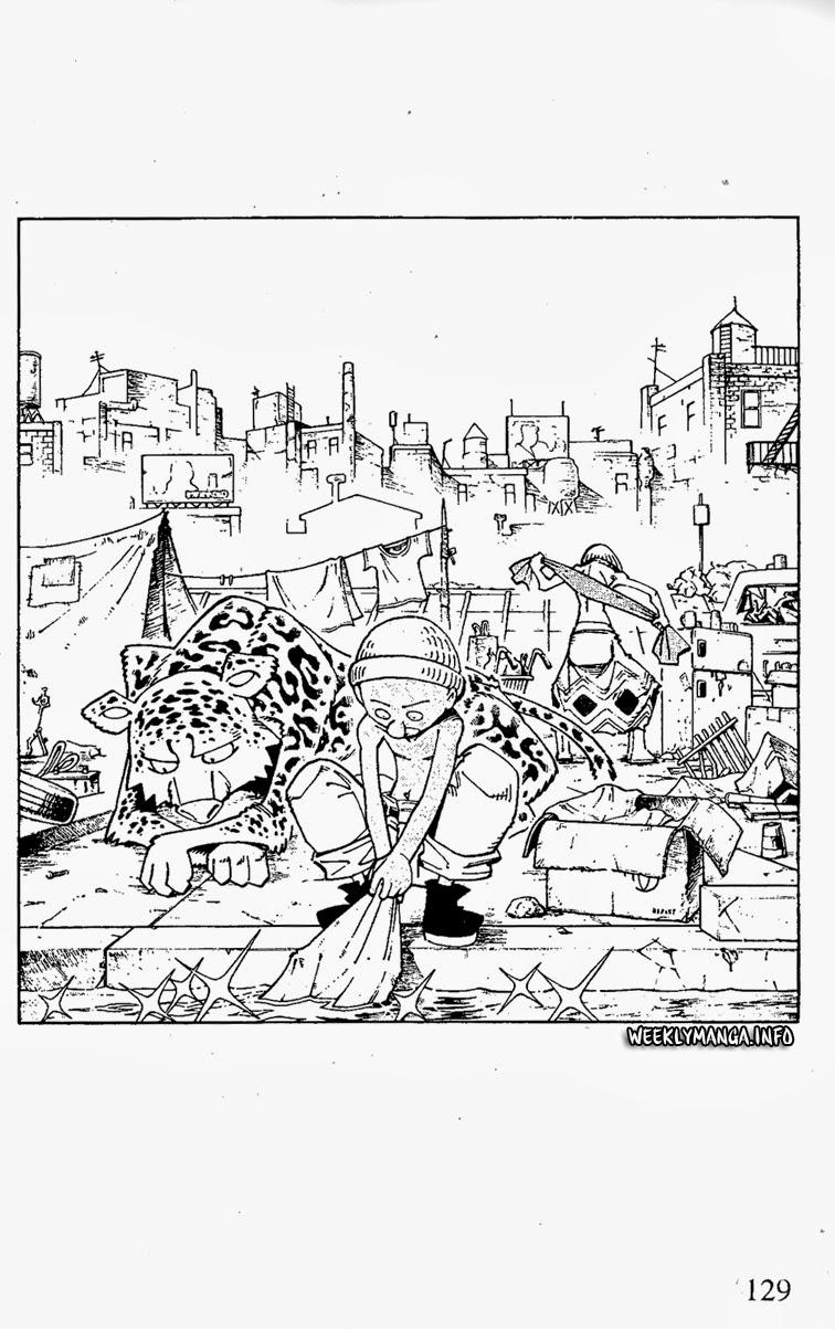 Shaman King [Vua pháp thuật] chap 204 trang 2