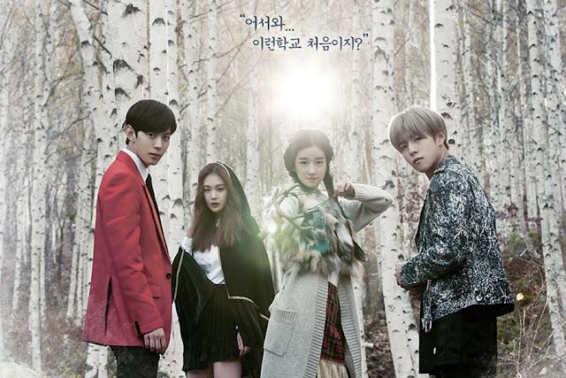 Drama Korea Moorim School Subtitle Indonesia