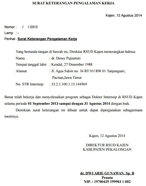 Surat Keterangan Sakit Dari Dokter Di Surabaya Anti Feixista