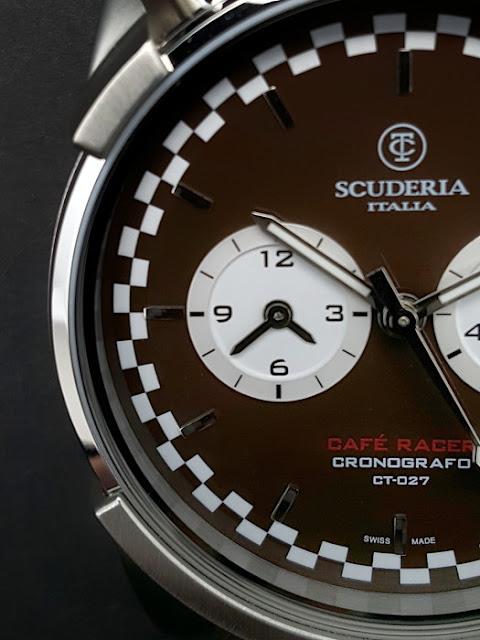 大阪 梅田 ハービスプラザ WATCH 腕時計 ウォッチ ベルト 直営 公式 CT SCUDERIA CTスクーデリア Cafe Racer カフェレーサー Triumph トライアンフ Norton ノートン フェラーリ CAFE RACER カフェレーサー CS20122