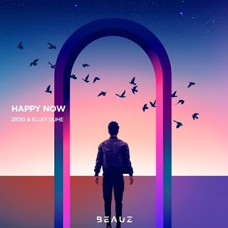 Arti Lirik Lagu Zedd & Elley Duhe - Happy Now