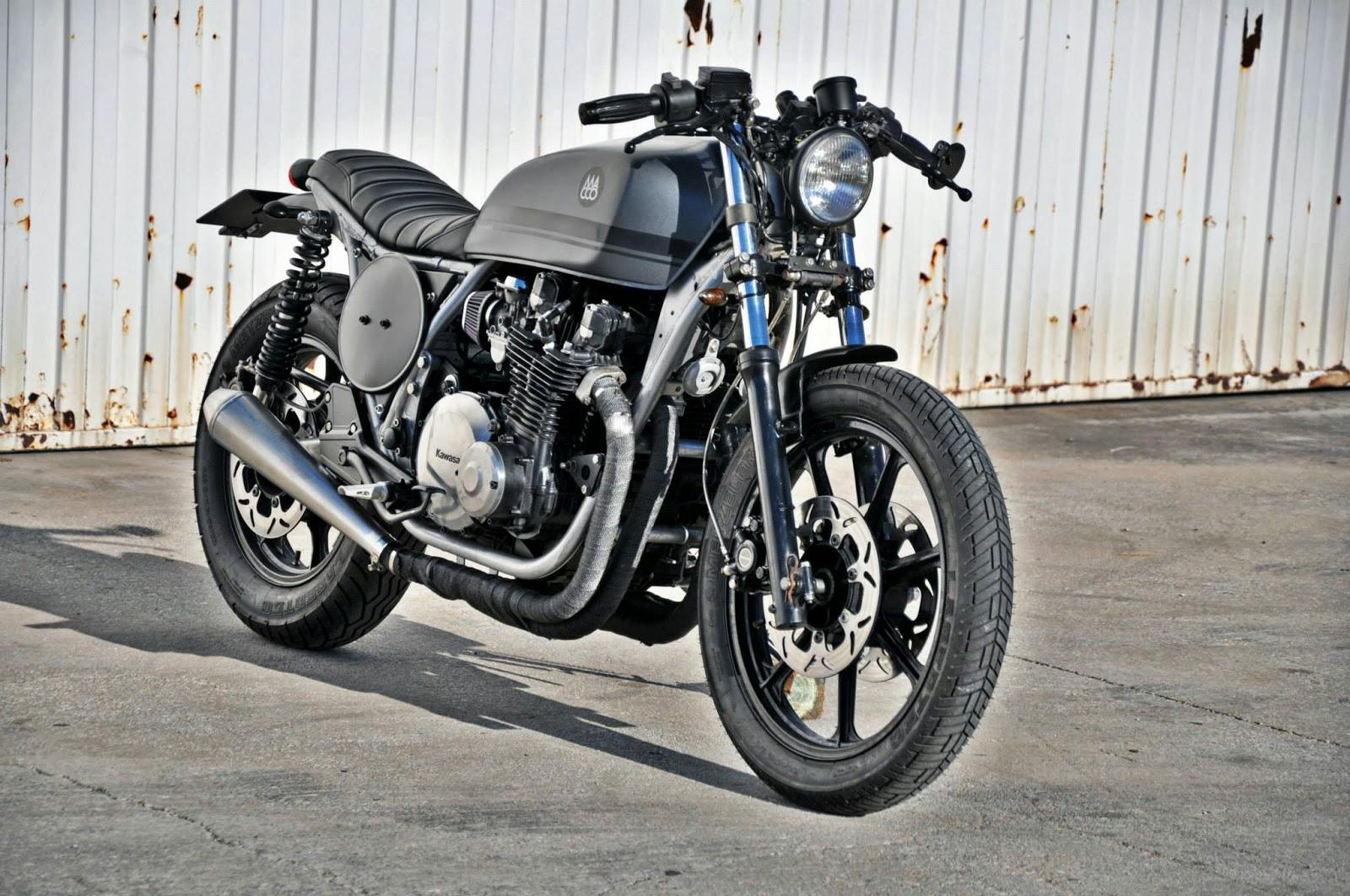 Racing Cafè: Kawasaki Z 1100 ST