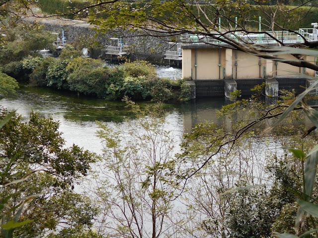 飲料水用の水門