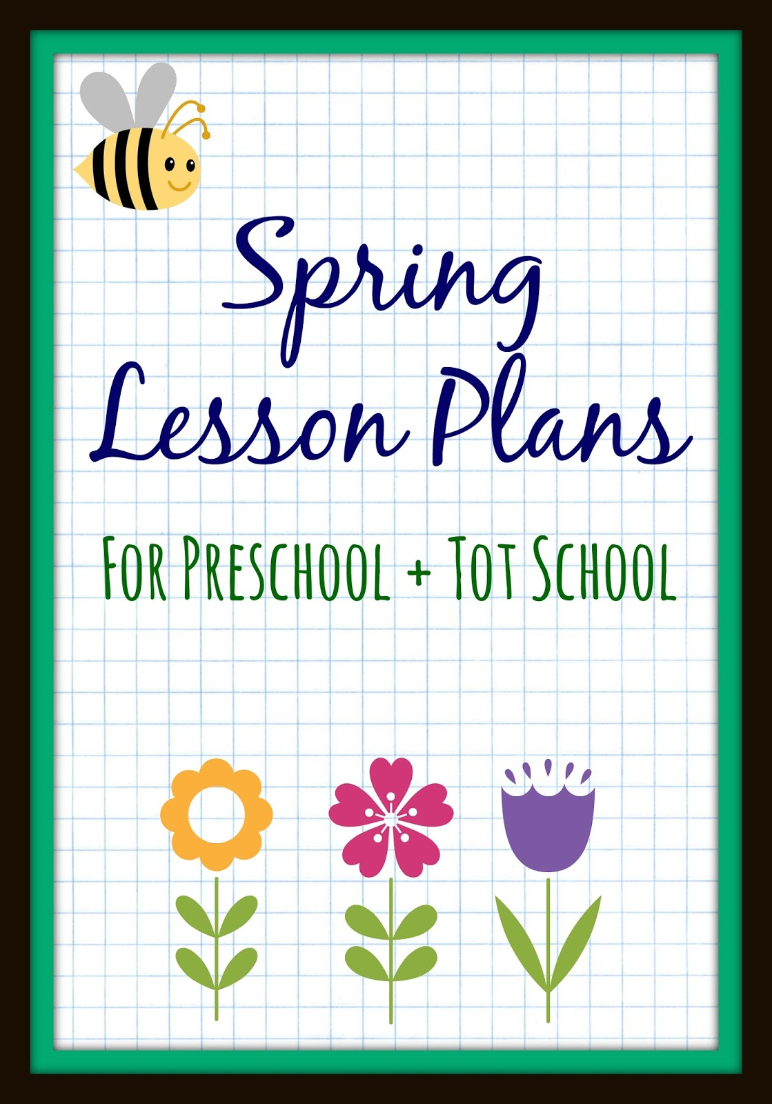 My Life Of Travels And Adventures Spring Preschool Lesson Plans