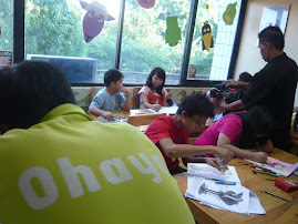 OHAYO Drawing School @ SCTV