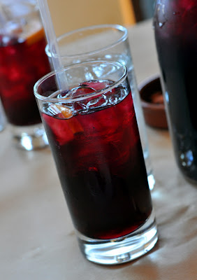 Sangria at Zuzu in Napa, CA - Photo by Taste As You Go