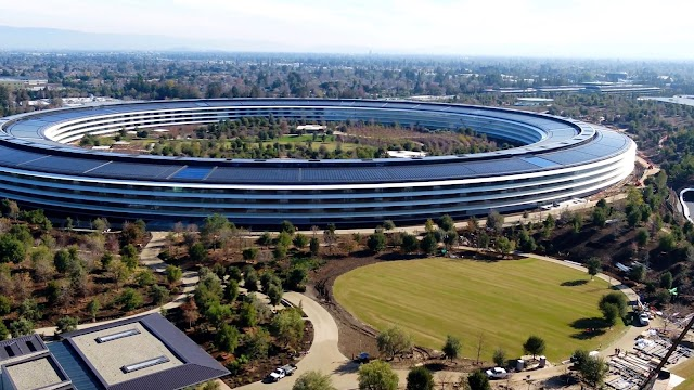 Apple Changed Its Official Corporate Address To One Apple Park Way First Time Since 1993