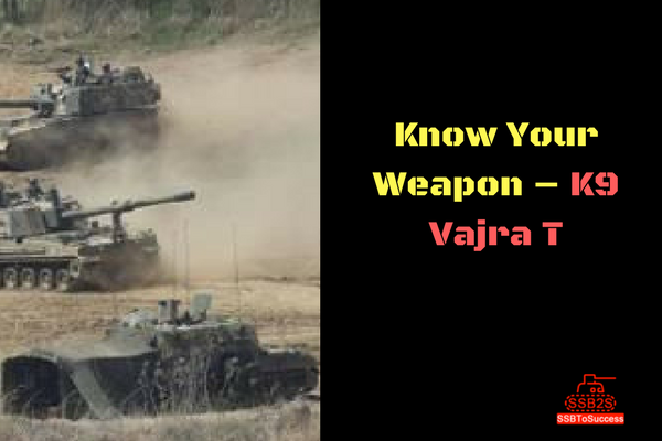 Know Your Weapon – K9 Vajra T