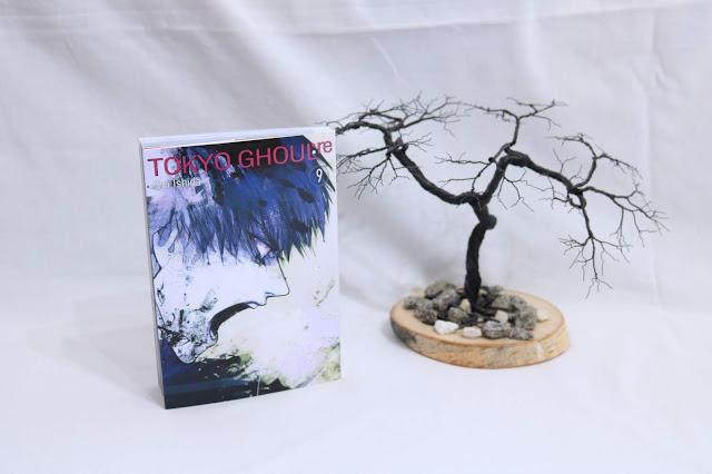 Sui Ishida - Tokyo Ghoul:re t.9